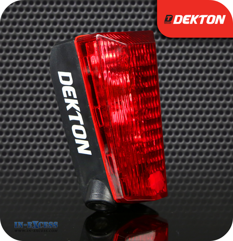 Dekton Laser Lane Rear Bike Light Projector
