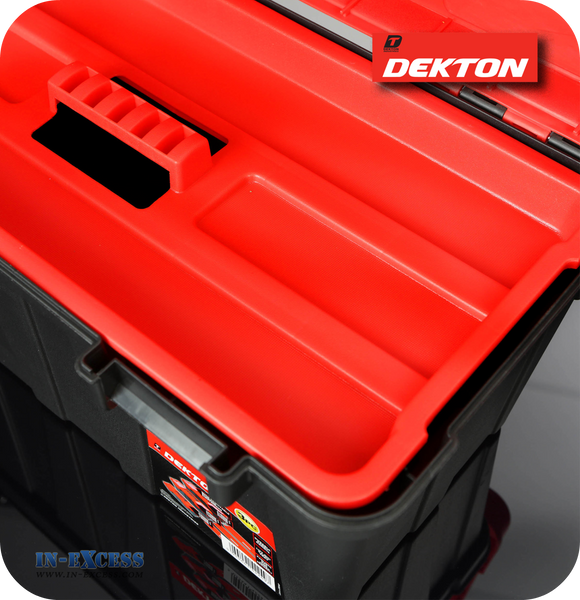 Dekton Tool Box Set 3 Piece