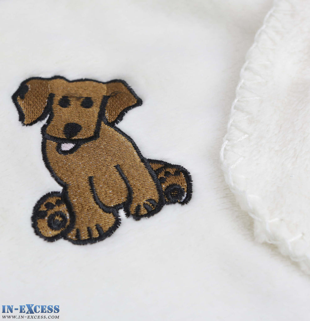 PupAid Digby and Me Pet Fleece Blanket