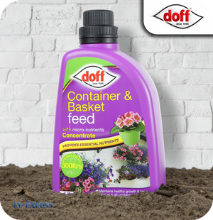 Doff Liquid Container & Basket Plant Feed Concentrate - 1 Litre