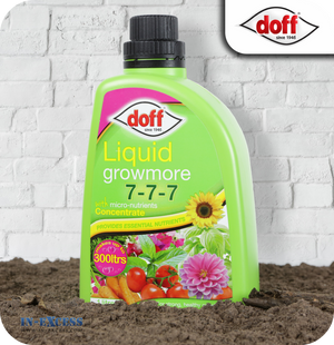 Doff Liquid Growmore Plant Feed Concentrate - 1 Litre