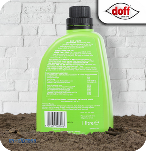Doff Liquid Growmore Plant Food Concentrate - 1 Litre