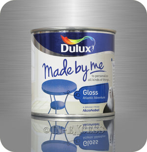 Dulux Made By Me Hobby Furniture Paint 250ml - Gloss Atlantic Adventure