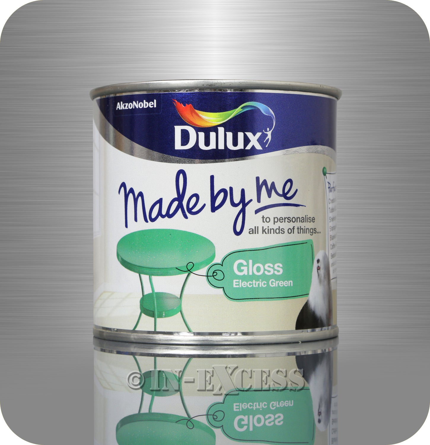 Dulux Made By Me Hobby Furniture Paint 250ml Gloss
