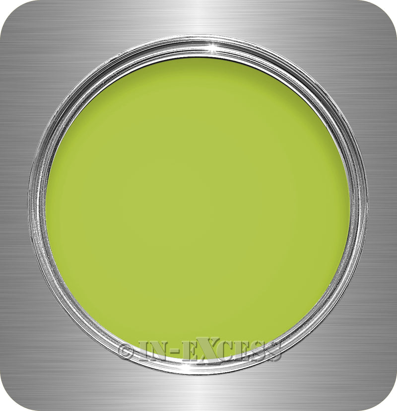 Dulux Made By Me Hobby Furniture Paint 250ml - Gloss Luscious Lime
