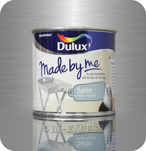 Dulux Made By Me Hobby Furniture Paint 250ml - Satin Pretty Peacock