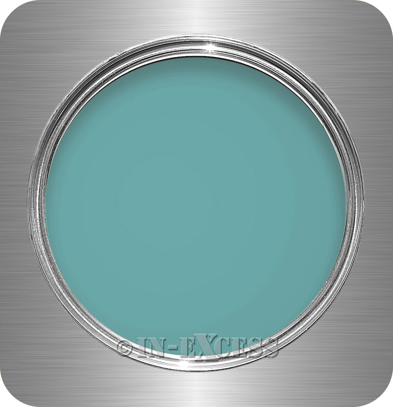 Dulux Made By Me Hobby Furniture Paint 250ml - Gloss Turquoise Treasure
