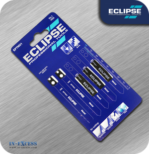 Eclipse Jigsaw Blades for Sheet Metal & Plastics EPTNO1 -  Pack of 5