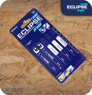 Eclipse Jigsaw Blades for Softwood, Plywood & Plastics EPTNO10-  Pack of 5