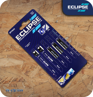 Eclipse Jigsaw Blades for Softwood, Plywood & Plastics EPTNO3 -  Pack of 5