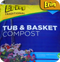 Erin Traditional Tub & Basket Compost - 50 Litres