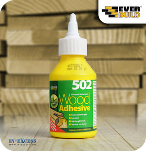 EverBuild 502 All Purpose Wood Adhesive - 125ml