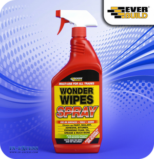 EverBuild Multi-Use Wonder Wipes Spray - 1 Litre