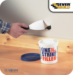 EverBuild One Strike Filler - 450ml Tub