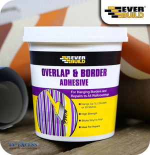 EverBuild Overlap and Border Adhesive - 500g