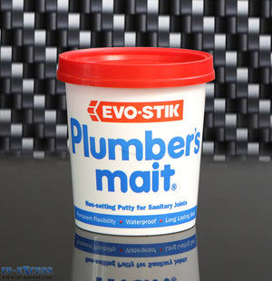 Evo-Stick Plumbers Mait Non-Setting Putty 750g