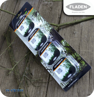 Fladen Clear Freshwater Fishing Line 200 Metre - 4 Pack
