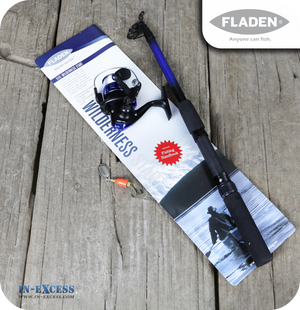 Fladen 510:Wilderness 'Wilderness Starter' Set