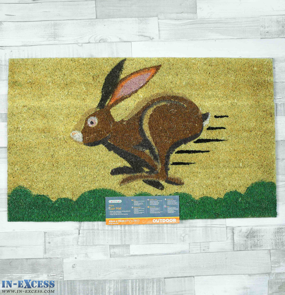 The Garden & Home 82675 Hare Mat