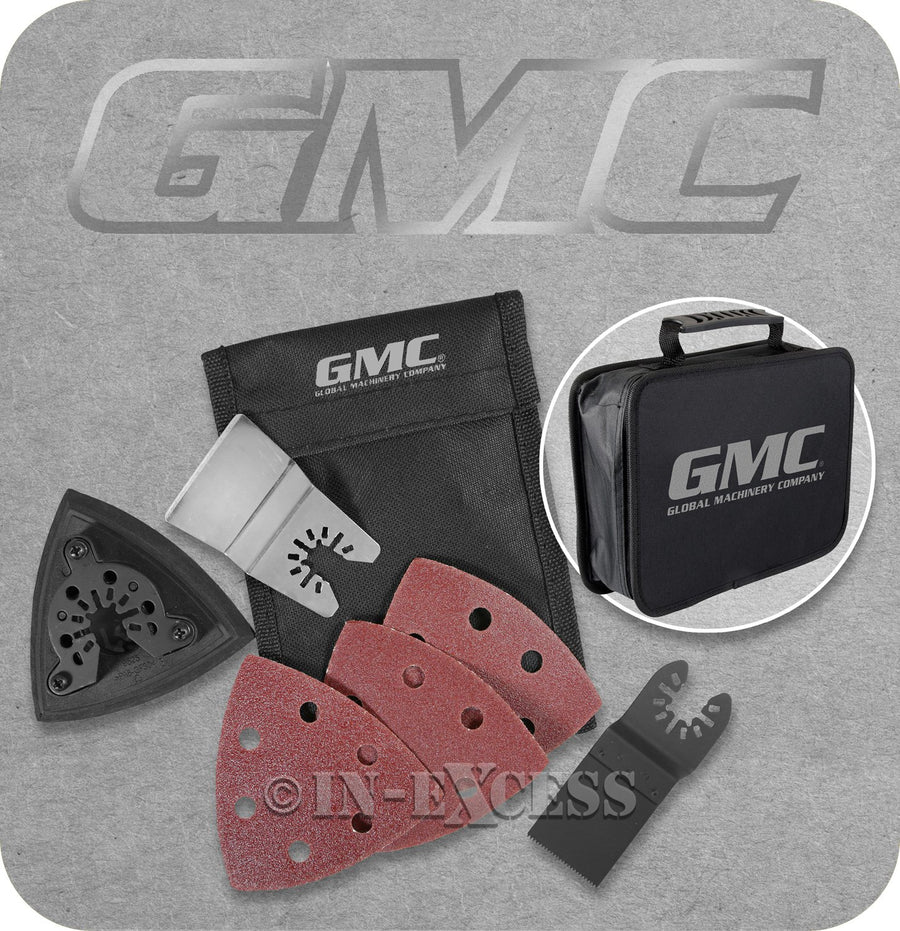 GMC Handheld battery Operated Oscillating Multi-Tool 1.5ah - 18V