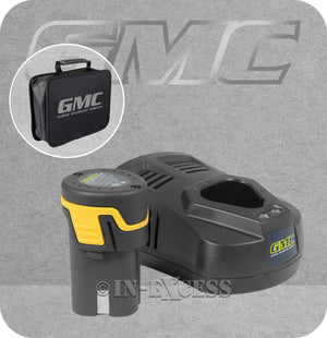GMC 1.5Ah Li-ion Battery Cordless Hex Impact Driver - 12V