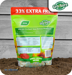 Westland Gro-Sure Slow Release Plant Feed - 1.33kg