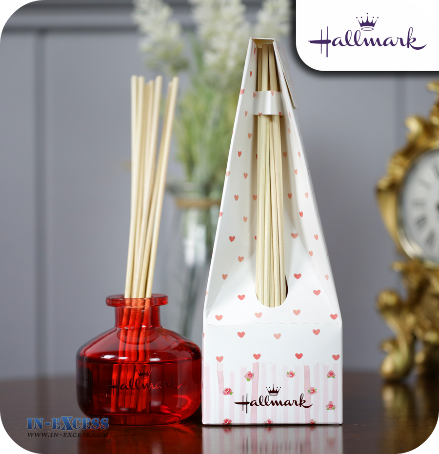 Hallmark Gifts Scented Reed Diffuser Someone Special - English Rose