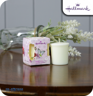 Hallmark Gifts Scented Votive Candle Special Friend - Sweet Violet & Ylang Ylang