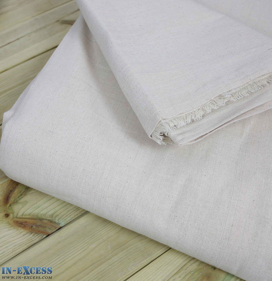 Heavy Duty Cotton Dust Sheet 12' x 9'