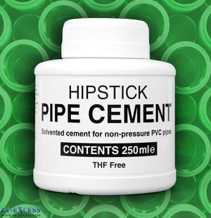 Hipstick Pipe Cement 250ml