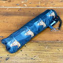 Country Matters Telescopic and Folding Umbrella - 'Horses'