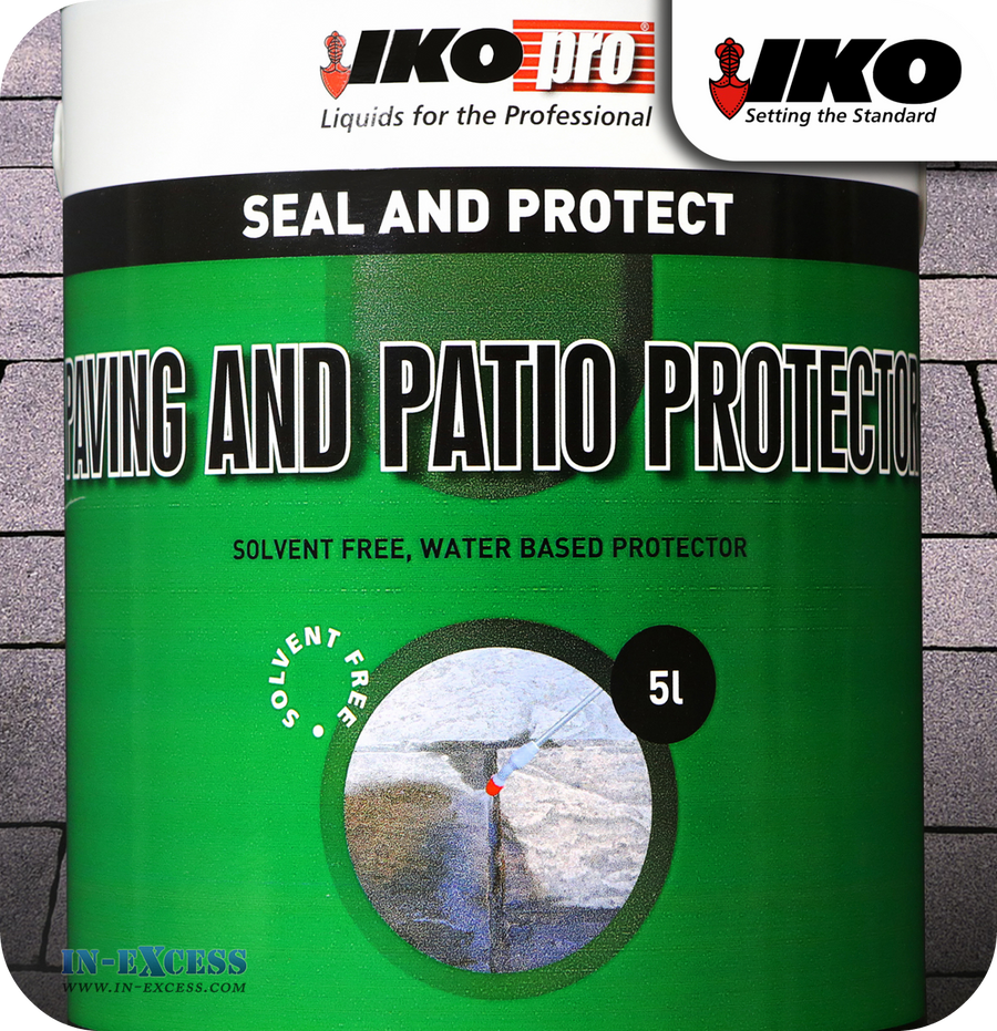 IKO Paving & Patio Protector - 5 Litres