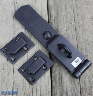 In-Excess Black Epoxy 350mm Heavy Swivel Locking Bar