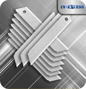 In-Excess Heavy Duty SK5 Snap OFF Blades - Pack of 10