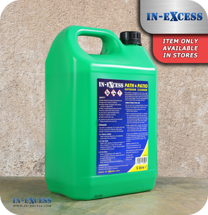 In-Excess Path & Patio Outdoor Cleaner - 5 Litres