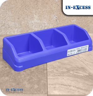 In-Excess Tabletop Desk Organiser - Blue