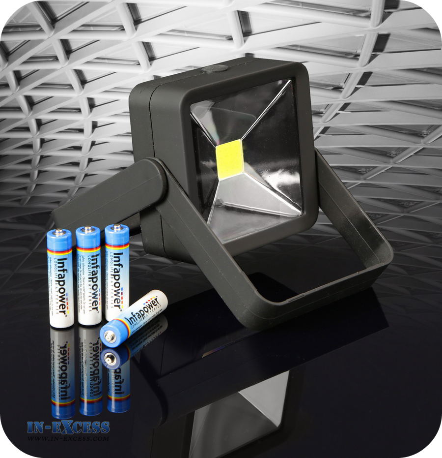 Infapower 3W COB Mini Floodlight