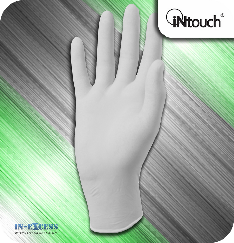 In-Touch Slide Powder Free Surgical Gloves - Box of 50 Pairs