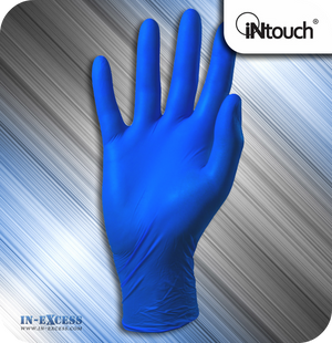In-Touch Spot Powder Free Surgical Gloves - Box of 50 Pairs