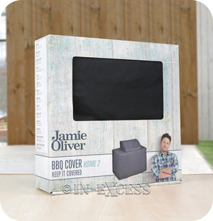 Jamie Oliver BBQ UV Protected Perfect Fit Outdoor Cover - Home 2 BBQ
