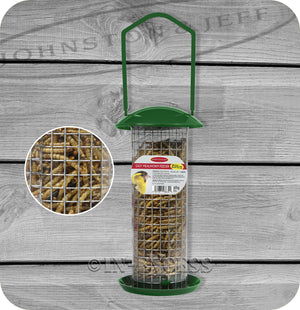 Johnston & Jeff Easy Pre-Filled Dried Mealworm Feeder - 65g