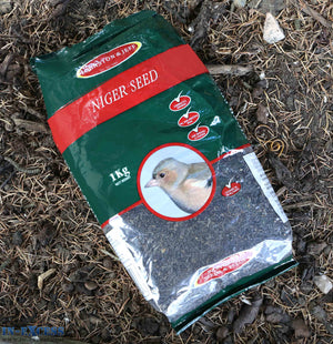 Johnston & Jeff Niger Seed Bird Food 1kg