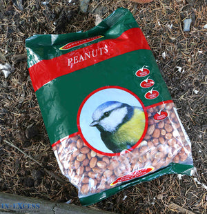 Johnston & Jeff Peanuts Bird Food 2kg