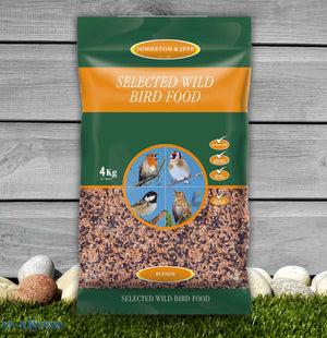 Johnston & Jeff Selected Wild Bird Food 4kg