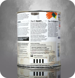Johnstone's Speciality Paint Block Stains White - 750ml