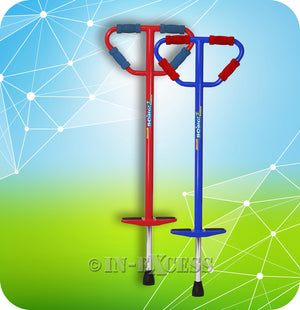 Jumparoo Boing Geospace Kids Pogo Hop Stick - Medium & Large