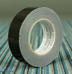 Klasse Cloth Gaffer Duct Tape 38mm x 50m - Black