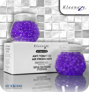 Kleeneze Anti Tobacco Air Freshener - 2 Tubs