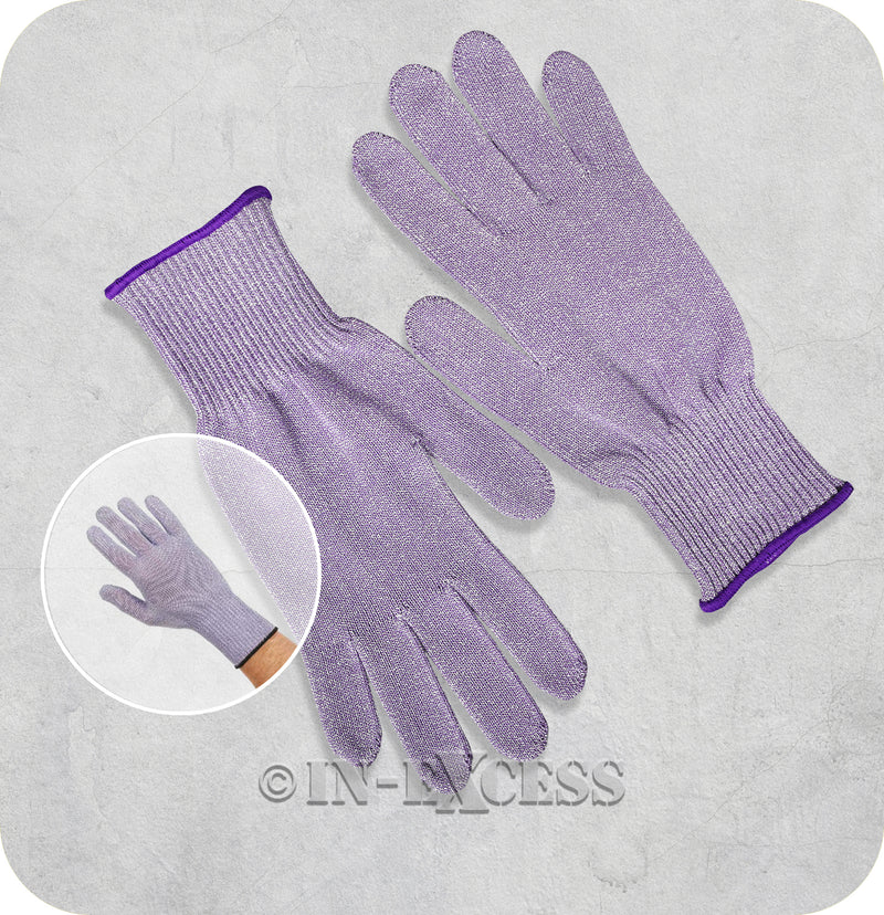 Kimberly-Clark KleenGuard G60 Level 5 Cut Resistant Working Gloves - Size 9 (Large)