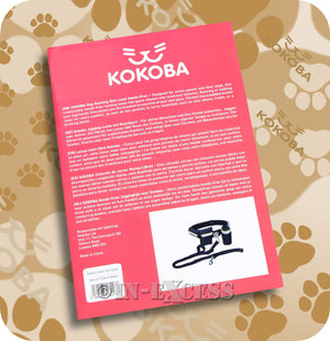 Kokoba Dog Running Belt Lead Hands Free Training Dog